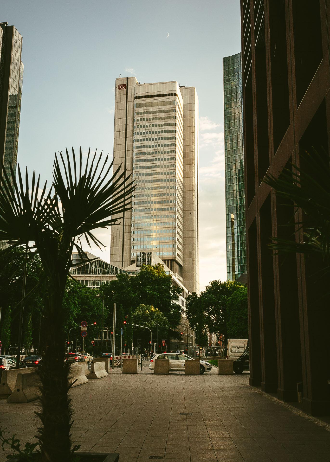 Frankfurt am Main Downtown