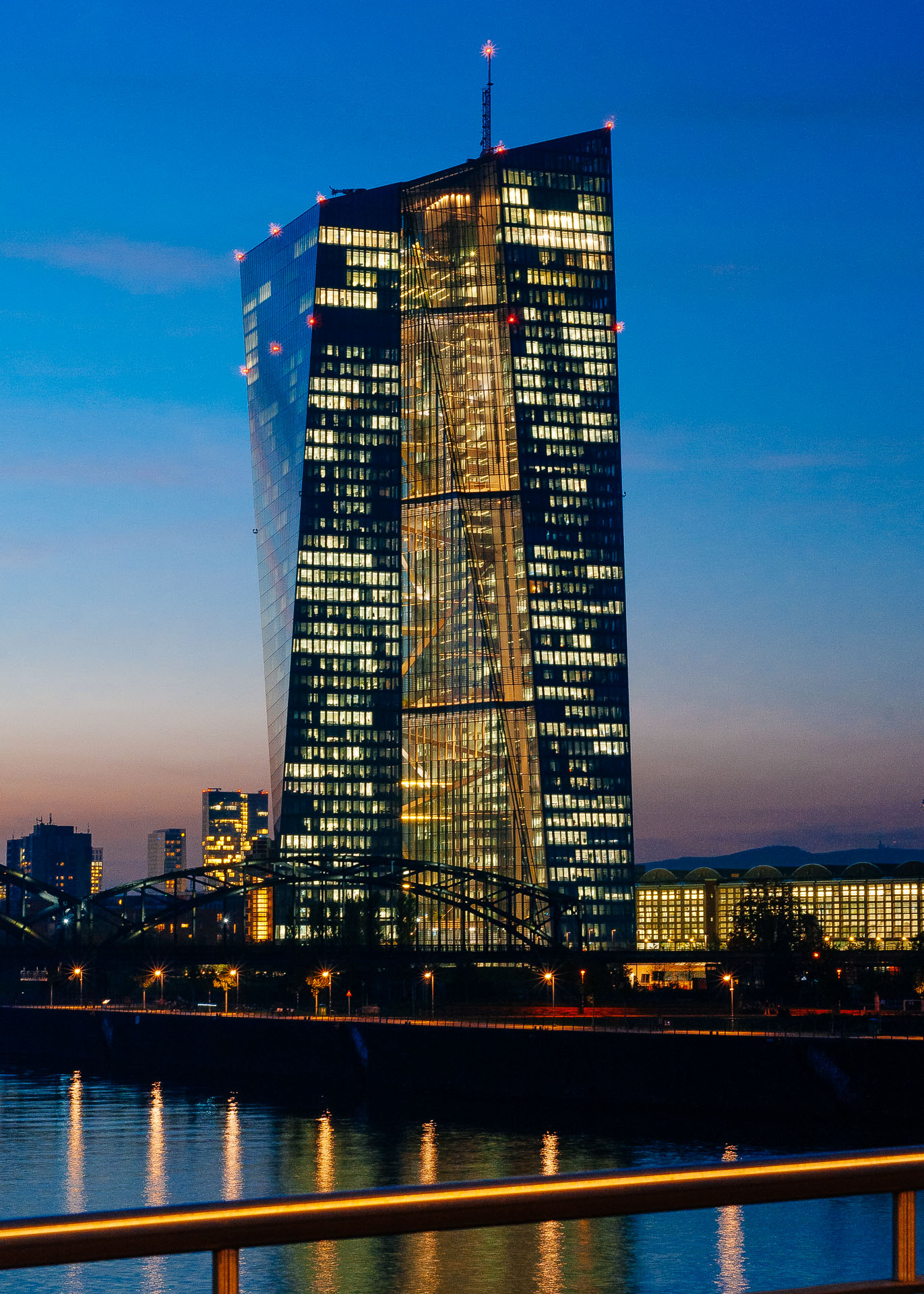 Frankfurt am Main ECB