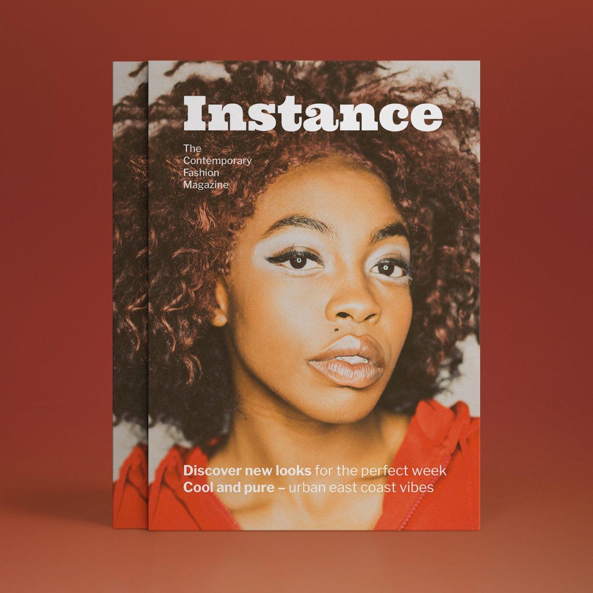 instance magazine