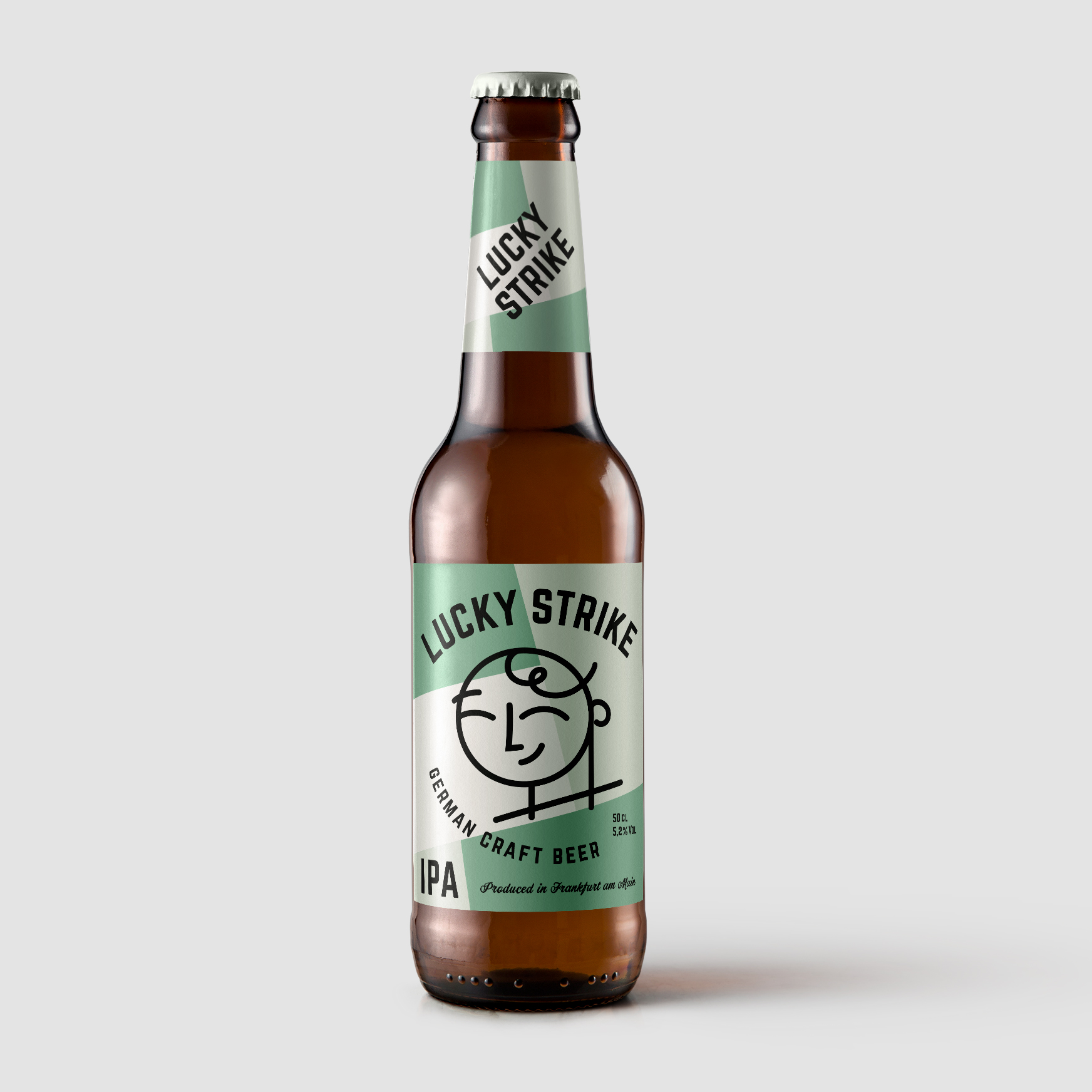 Craft Beer Flasche