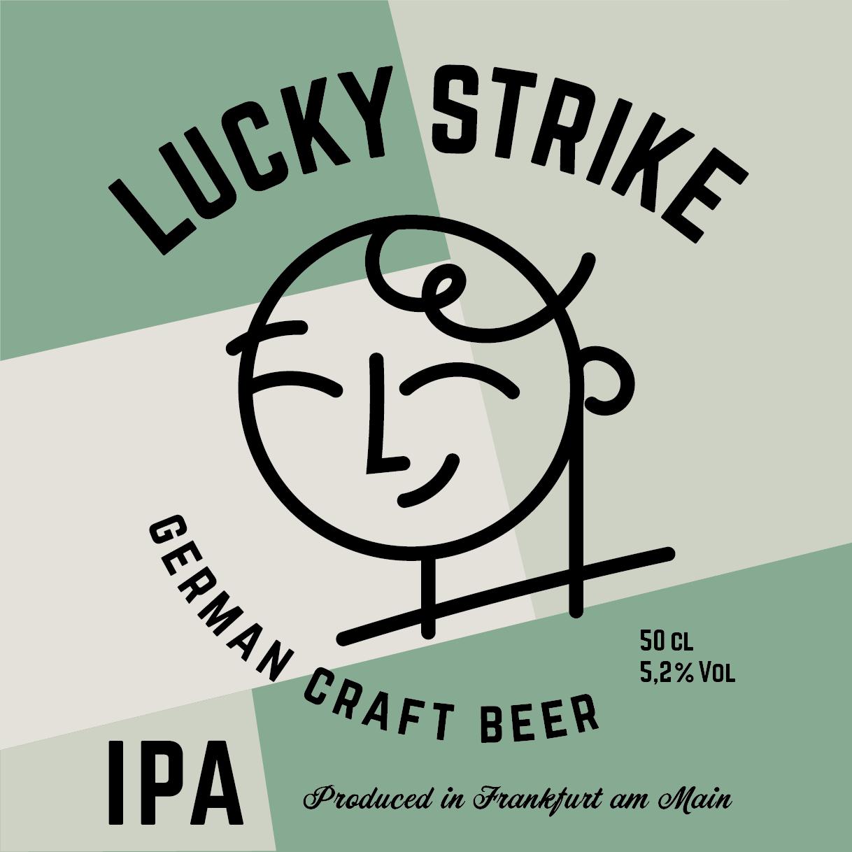Craft Beer Etikett