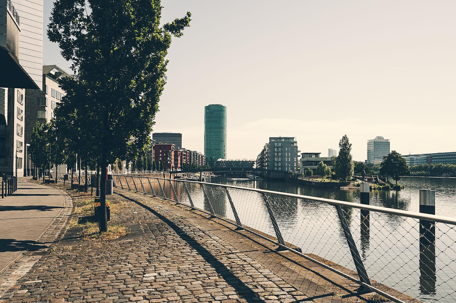 Frankfurt am Main Westhafen