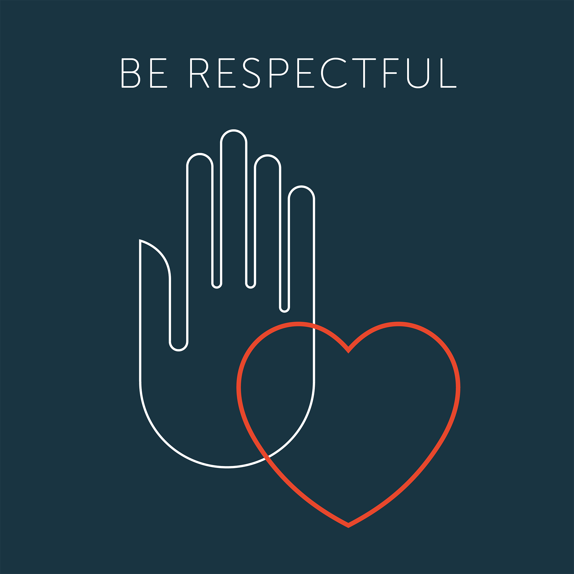 Respectful Illustration