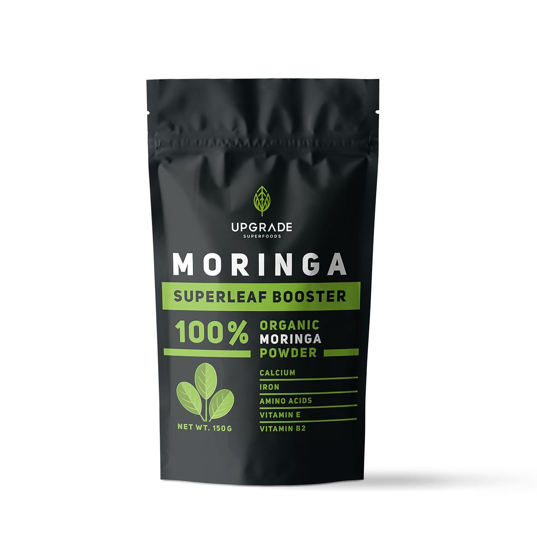 Moringa Pouch Design