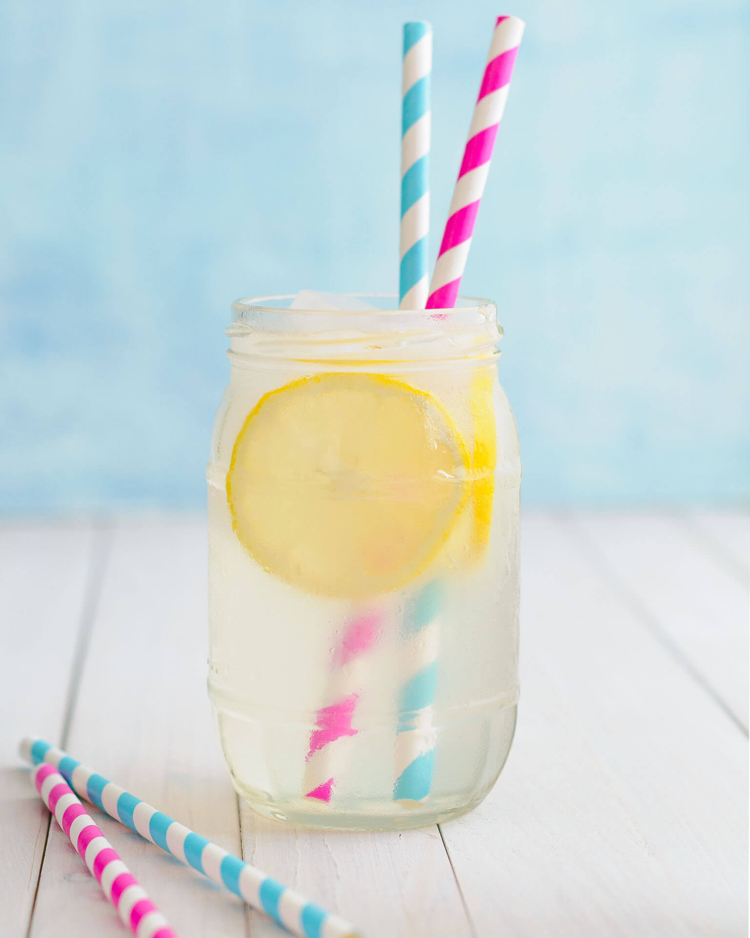 Homemade Limonade